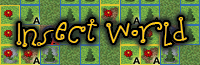 Online hra Insect world